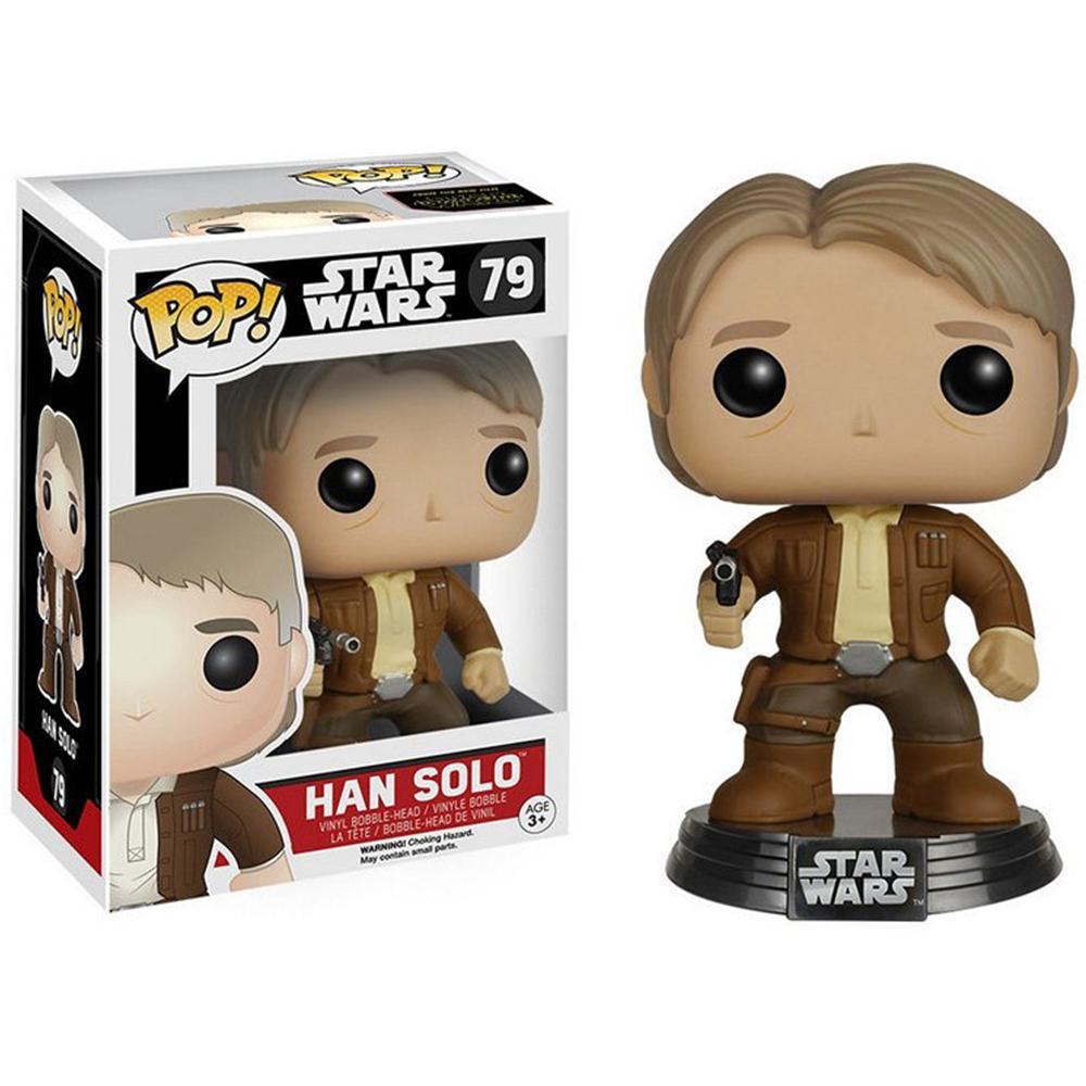 Han Solo - Star Wars Funko Pop! Vinyl Bobble-Head