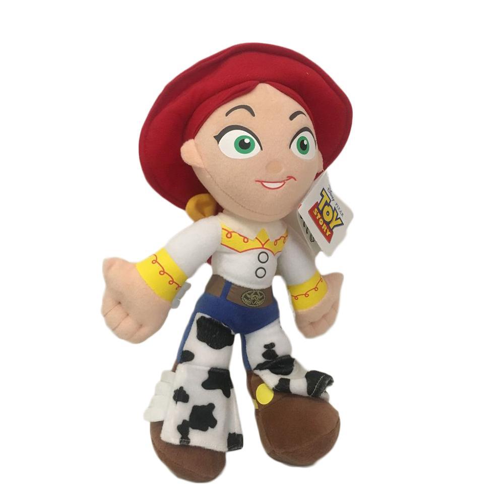 Peluche Jessie Cowgirl Toy Story - 30cm Licensed Disney Pixar