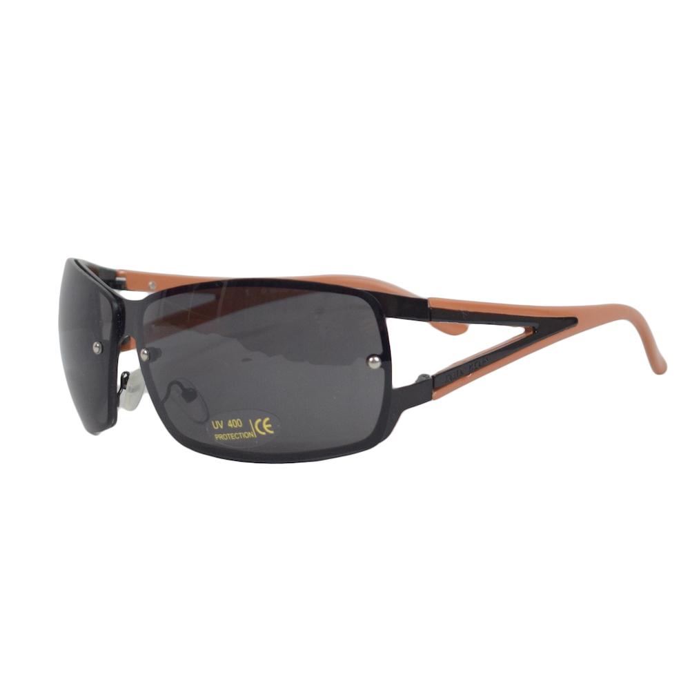 Occhiali da Sole Dunlop - Montatura Metallica Nera - 1181C3