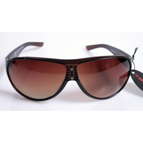 Stock 10 Occhiali da Sole Dunlop - Montatura Marrone - 1202C4